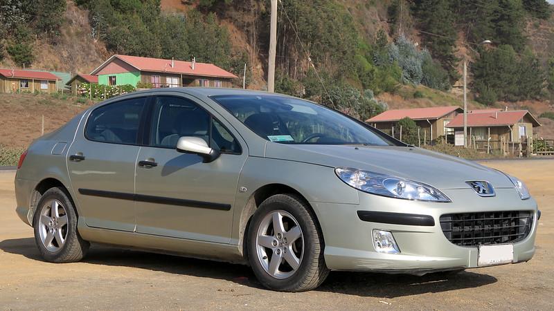 Peugeot 407 - 2004
