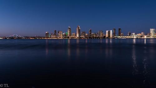 california usa nikon sandiego nikkor coronado kalifornien langzeitbelichtung sandiegoskyline 2015 uww lte nikkorafs1635mmf4g nikond750