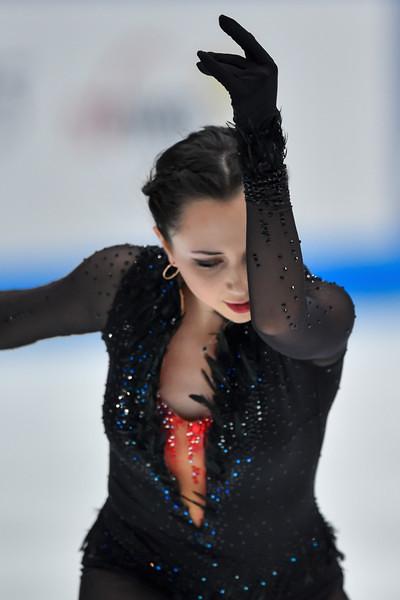 World champion figure skating