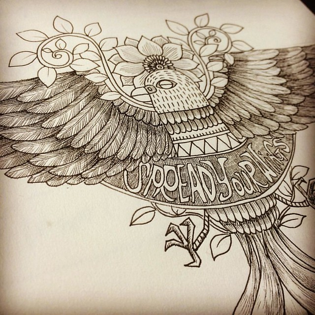 I can help you spread your wings:) #wings #bird #illustration  #drawing #Noahsart #artist #doodle #ink #pen #sketch #artist #artwork #tattoo #tattoos #tattooartist #tattooart #instatattoo #instart #instaart