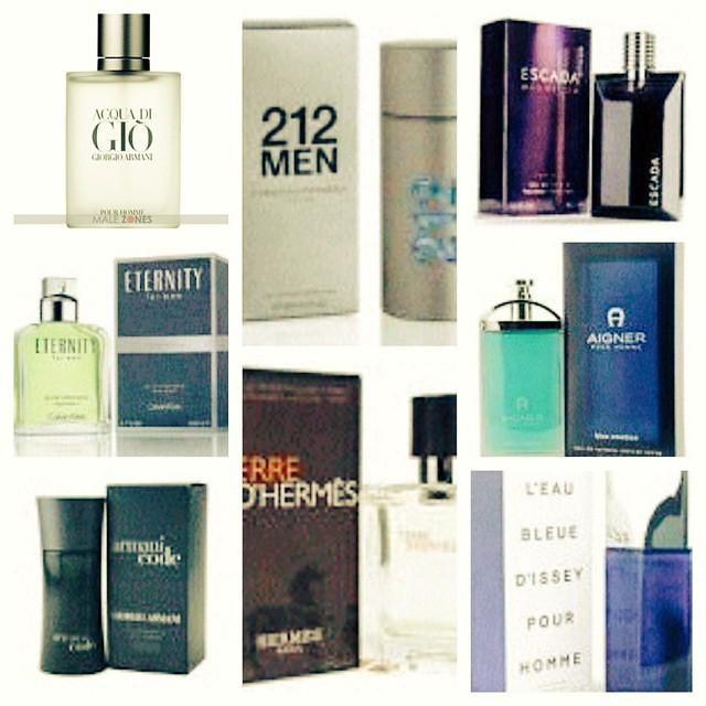 Top Mens Parfum Acqua Di Gio Ch 212 Men Escada Magnetism Flickr