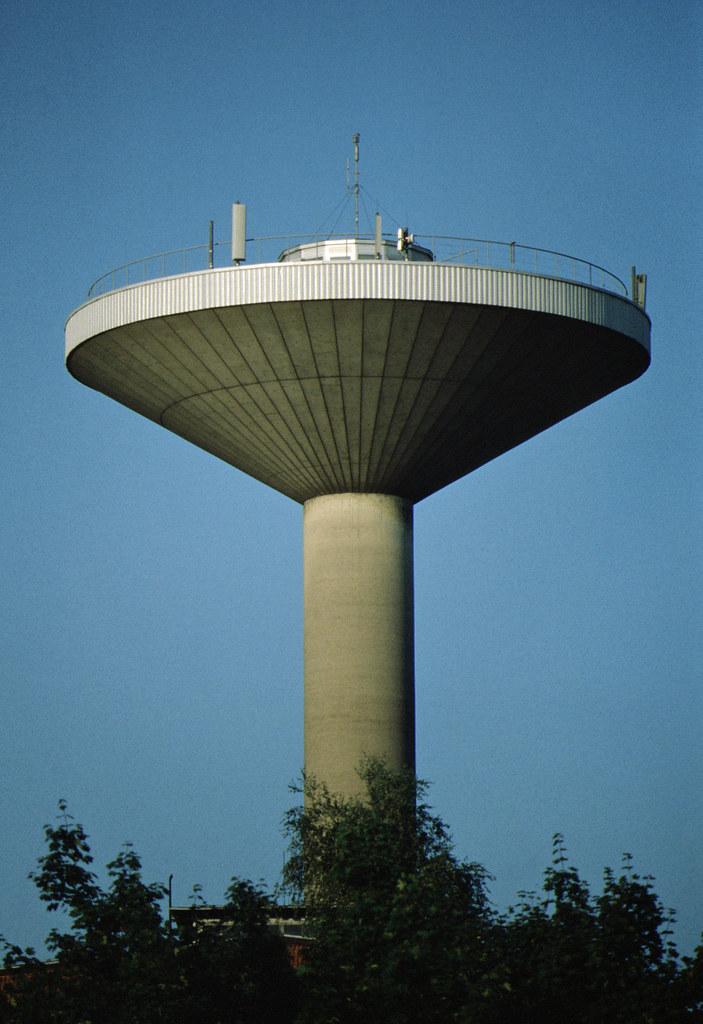 Wasserturm Gaswerk Mariendorf