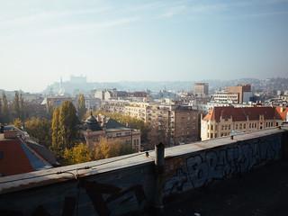 Bratislava. Slovakia-151104-15   by Nick Turner - A Blue Million Miles