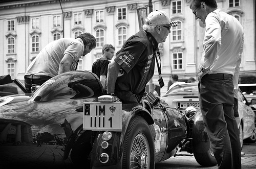 Alpine classic car rally | by eugene.erdozain