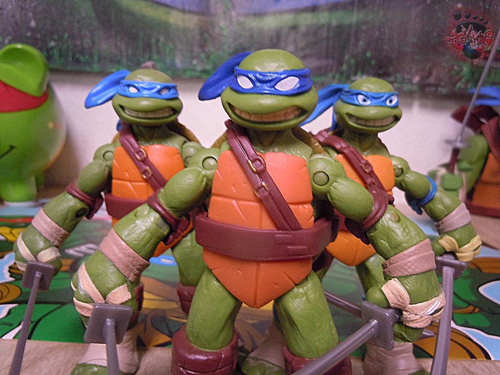 Nickelodeon History Of Teenage Mutant Ninja Turtles Feat Flickr