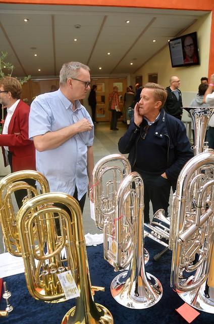 Nils Beijer ska köpa nytt bariton?