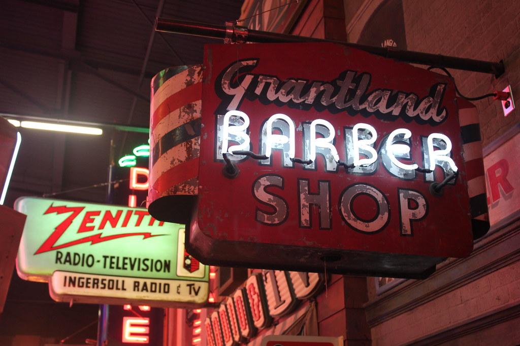 Grantland Barber Shop