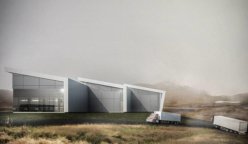 Proyecto industrial / Convel #3d #3dmax #render #photoshop