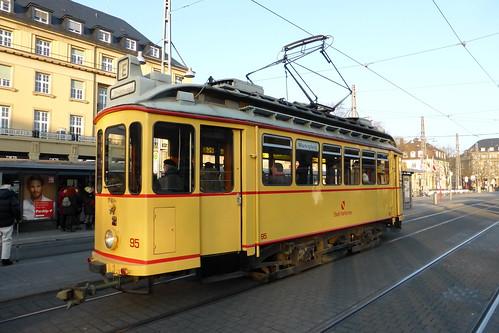 Kvv Straßenbahn