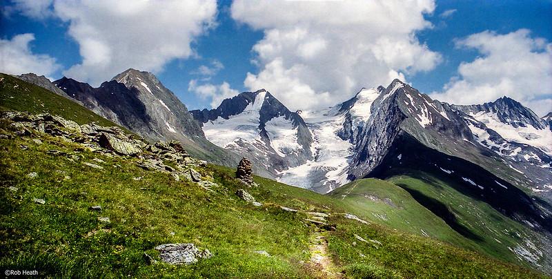 Obergurgl, Austria, Otztal Alps
