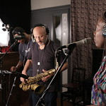 Thu, 13/08/2015 - 3:16pm - Galactic at WFUV - 08/14/15 Live in Studio A Photographer: Michael Sperling