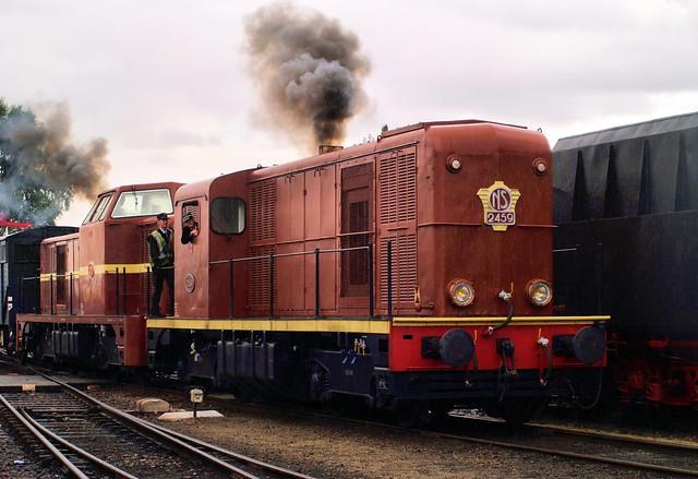 ex-NS 2459 van de VSM, Terug naar Toen 2015