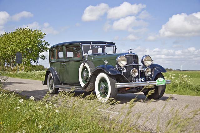 Lincoln Model KB V-12 Limousine 1932 (3434)