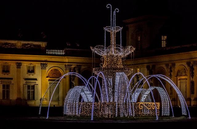 Warsaw;Wilanów;The Sound -Light Concert