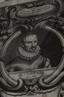 Michel de Montaigne, Les Essais, Pierre Rocolet, 1652 - Exposition Blaise Pascal à la Bibliothèque nationale de France