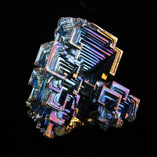 Bismuth Crystal | by Paul's Lab