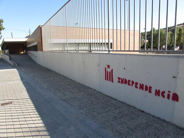 El incivismo crea escuela en Cataluña