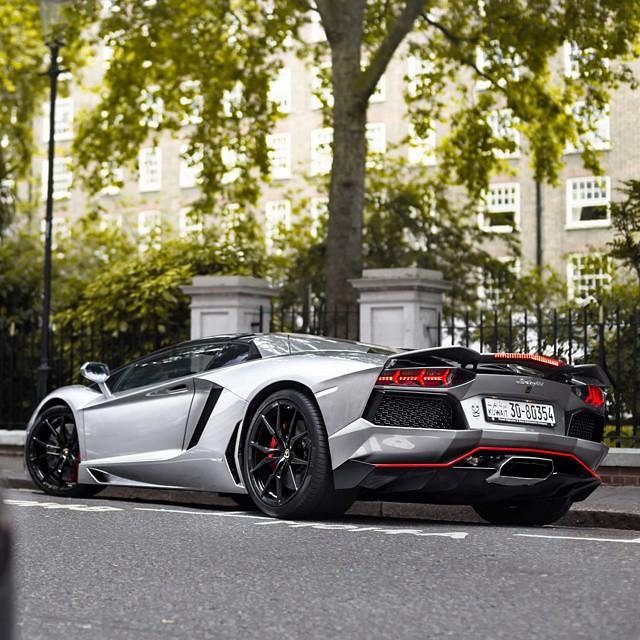 Lamborghini Aventador London Kuwait Q8 افنتادور الهي Flickr