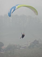 Mount Puncak (Gunung Mas Puncak) Paragliding