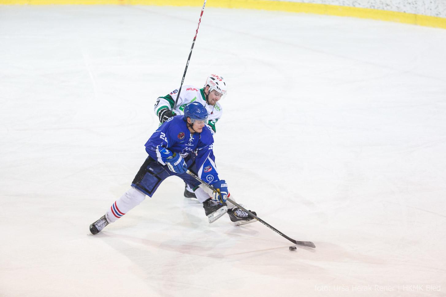 HKMK Bled vs. Bregenzerwald