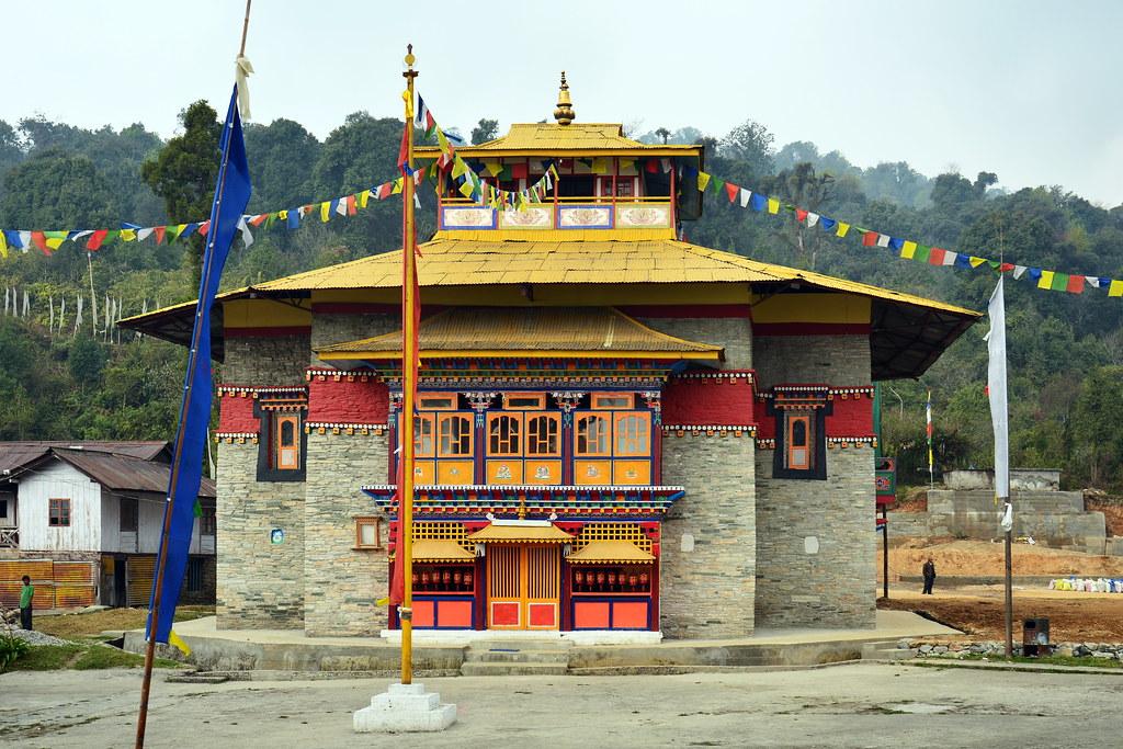 India Sikkim Phodong Labrang Monastery 2 Labrang M Flickr