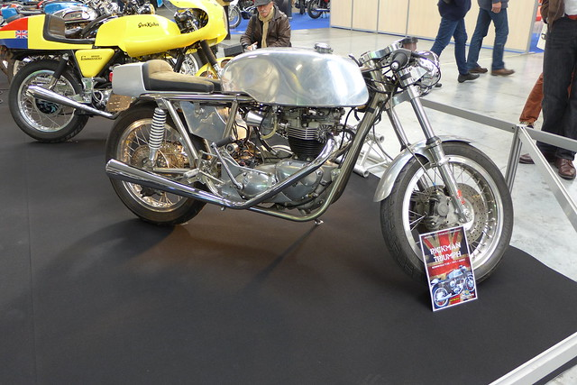 Rickman Triumph T120 Bonneville 1971 650cc OHV