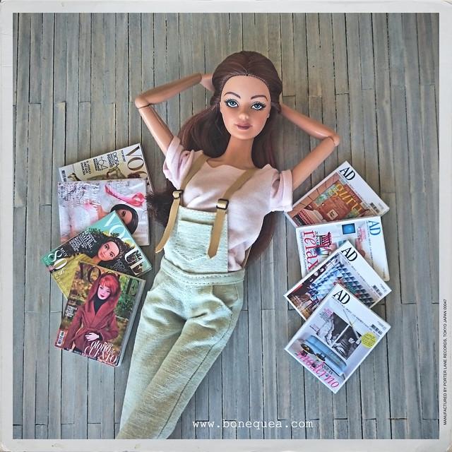 Revistas acabadas!!