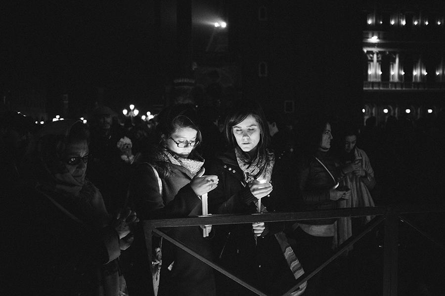 Venezia 2015 - Veglia per Valeria Solesin