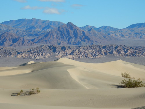 Death Valley NP - Mesquite Flat Sand Dunes - 4