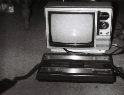 Intellivision video game console, Rank Arena TV set | by Matthew Paul Argall