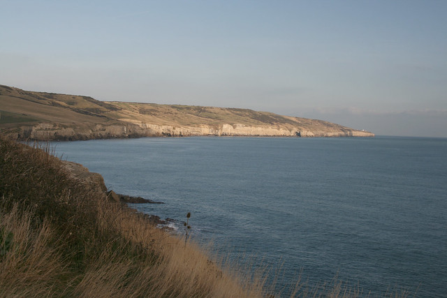 View to Durlston Head