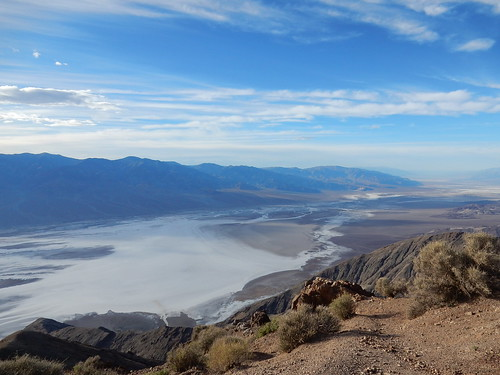 Death Valley NP - Dantes view - 1