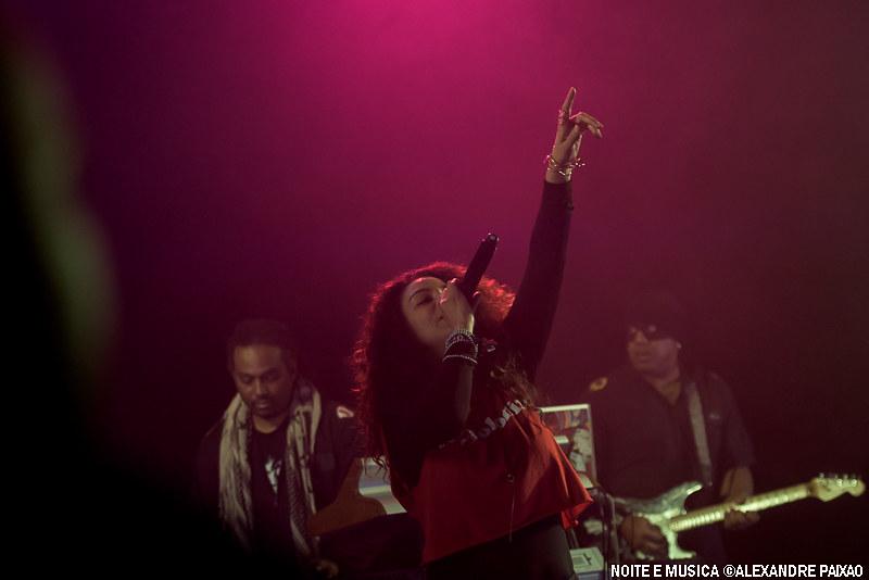 Digable Planets - Vodafone Mexefest '16