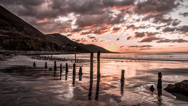 Rossbeigh Beach, Glenbeigh, Co. Kerry