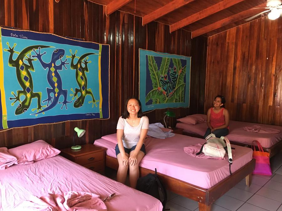 Ching, Anita; Costa Rica - Lying on a Peninsula Hostel