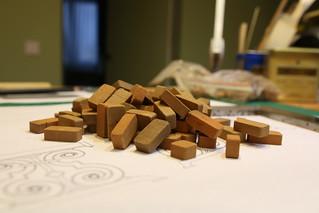 Brick wall construction | by vika-m