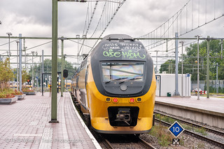 Station Rotterdam Centraal - 27-8-2015 | by RhB-Mikey