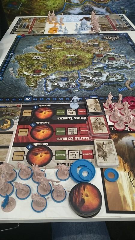 Spiel 2015 - Der Sonntag - Blood Rage I