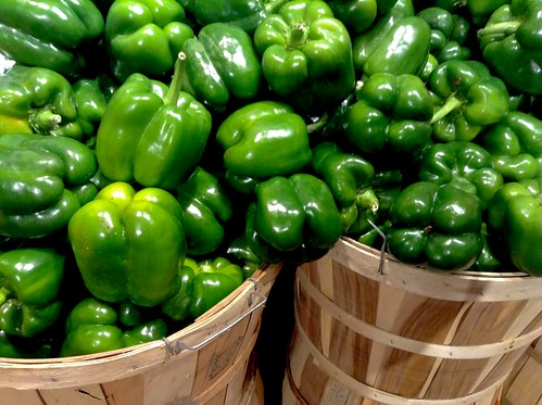 Green Bell Peppers | by JeepersMedia
