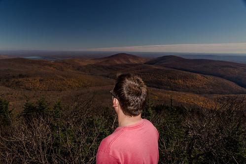 new york mountain ny newyork us mt view unitedstates hiking lookout climbing trail summit catskills grahamsville peakemoose