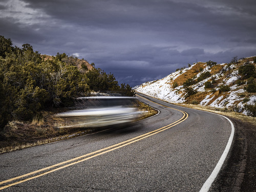road street usa snow storm cold newmexico santafe car clouds landscape photography countryside photo highway december photographer image fav50 unitedstatesofamerica fav20 hasselblad motionblur photograph 100 fav30 f71 fineartphotography 80mm roadscape 2015 commercialphotography fav10 fav100 fav40 fav60 santafecounty fav90 03sec fav80 fav70 hc80 mabrycampbell h5d50c december232015 20151223campbellb0000218