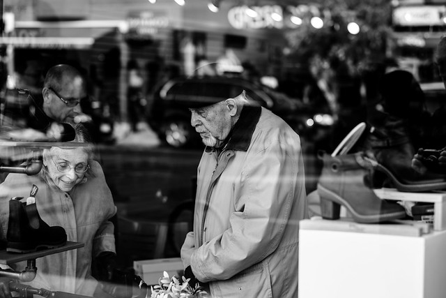 Check out my blog on shooting through the window: http://howardyangphotography.com/blog/through-the-windows