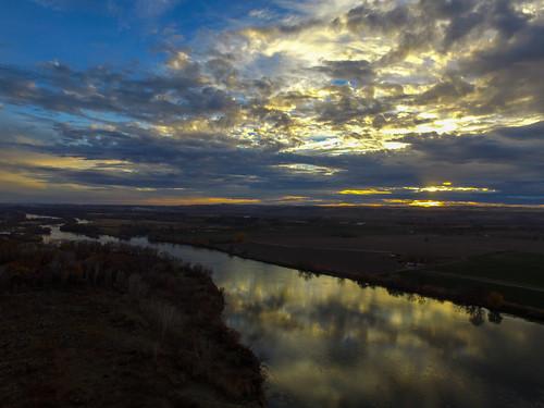confluence drone farm farming gregamaral tworivers weiser ontario oregon unitedstates
