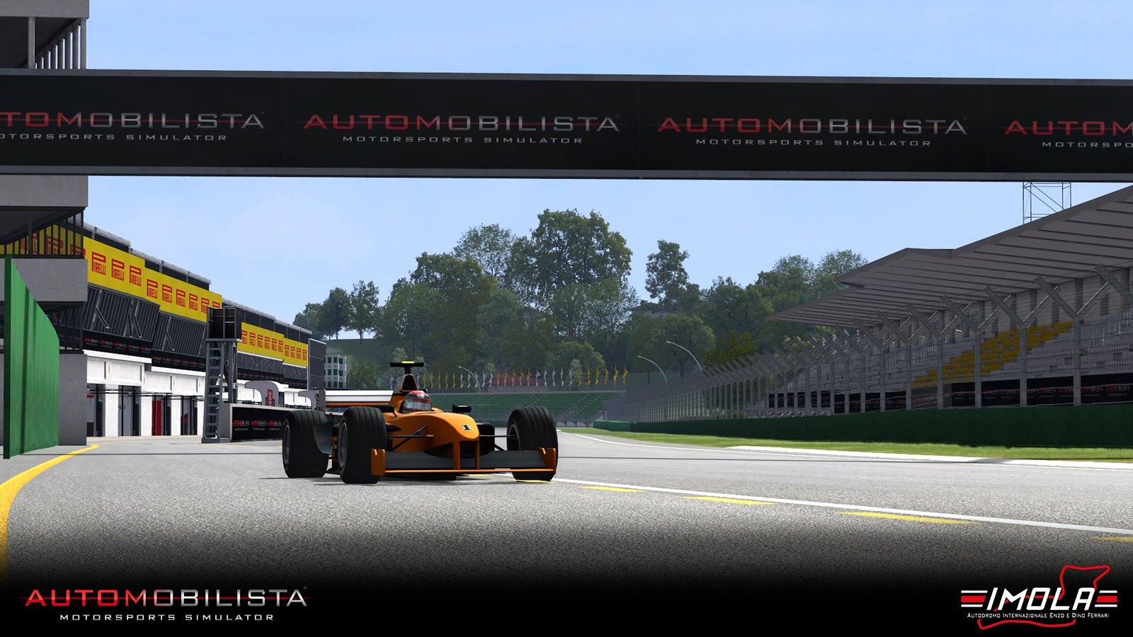 Automobilista Autodromo Enzo & Dino Ferrari