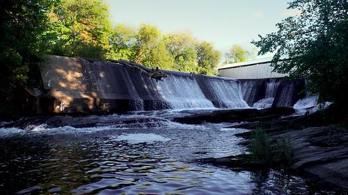 vacation2016fall hydroelectric sonyalpha7rilce7ra7r dam coveredbridge sony0mmf00