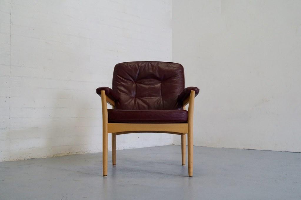 Modern Design Fauteuil.2vintage G Mobel Fauteuil Scandinavisch Modern Design Jare Flickr