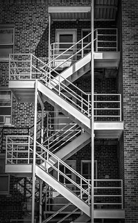Three Floors_BW | by Kool Cats Photography over 12 Million Views