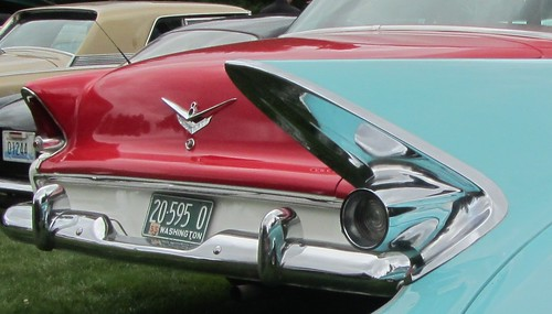 1955 and 1961, same shape