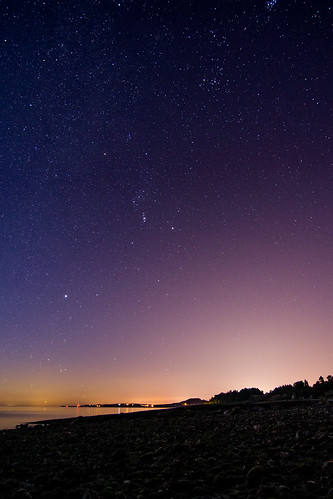 park longexposure canada beach night stars star nikon bc britishcolumbia central victoria tokina vancouverisland astrophotography westcoast saanich crd islandview 1116mm d7000