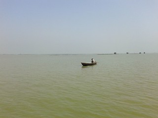 Searching for livelihood under the wide sky